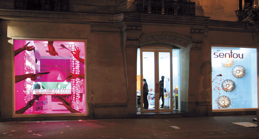 Exhibition Sentou Mathilde Bretillot